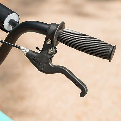 Osprey BMX - Patinete para Adultos con Ruedas Grandes, Manillar Ajustable y Frenos de caligrafía Todoterreno