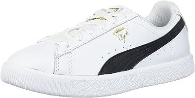 PUMA Kids' Clyde Core Foil Sneaker