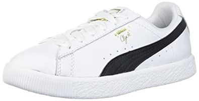 the latest 8e647 73c2f PUMA Clyde Core L Foil Kids Sneaker