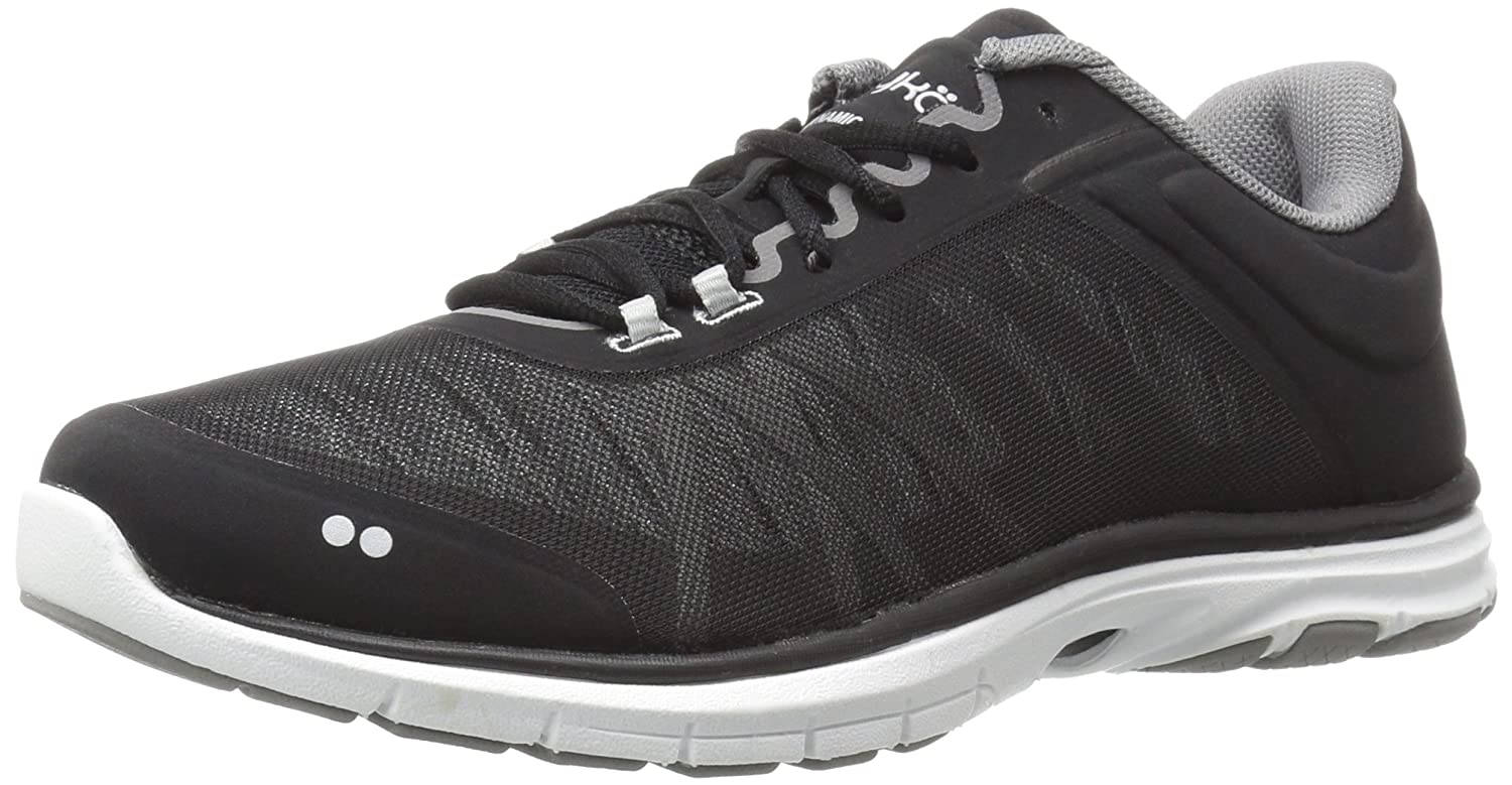 Ryka Women's Dynamic 2.5 Cross-Trainer Shoe B01GQGTVYC 10.5 B(M) US|Black/White