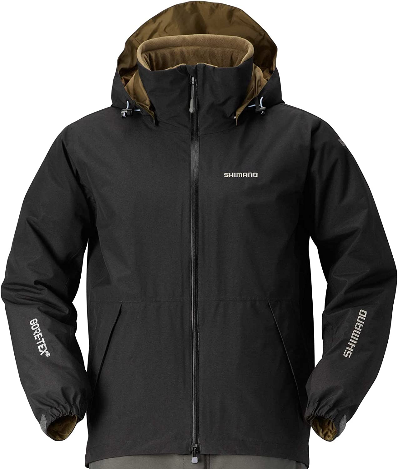 Shimano Basic Jacket Black