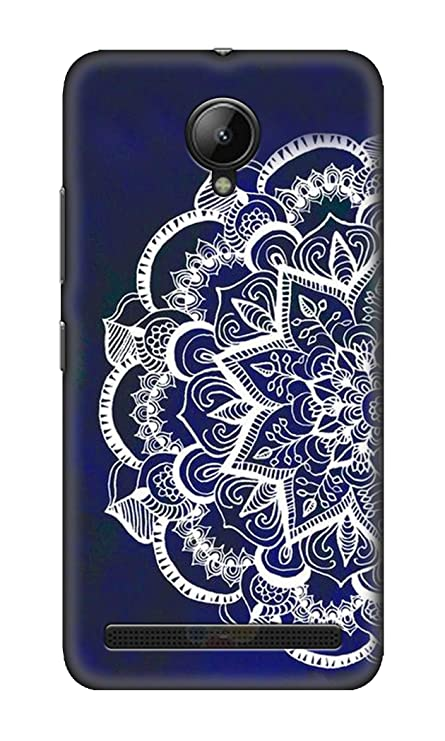 huge discount 3362f fbb76 CASEMANTRA Mobile Back Cover for Lenovo Vibe C2: Amazon.in: Electronics