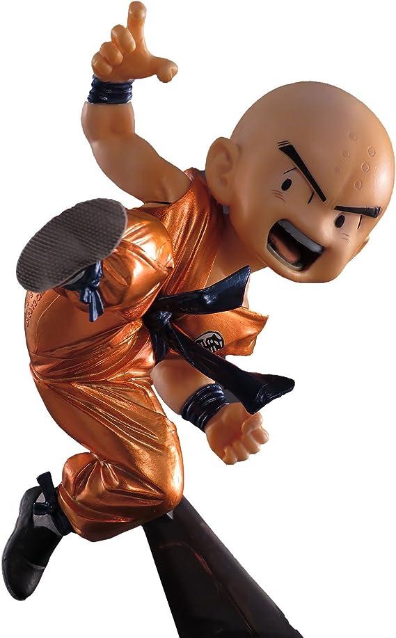 Banpresto 26233 – Figura Krillin de Dragon Ball: Amazon.es ...