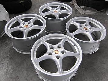 18 Pulgadas Carrera Llantas Original Porsche 911 993 996 8J/10J X 18 Top