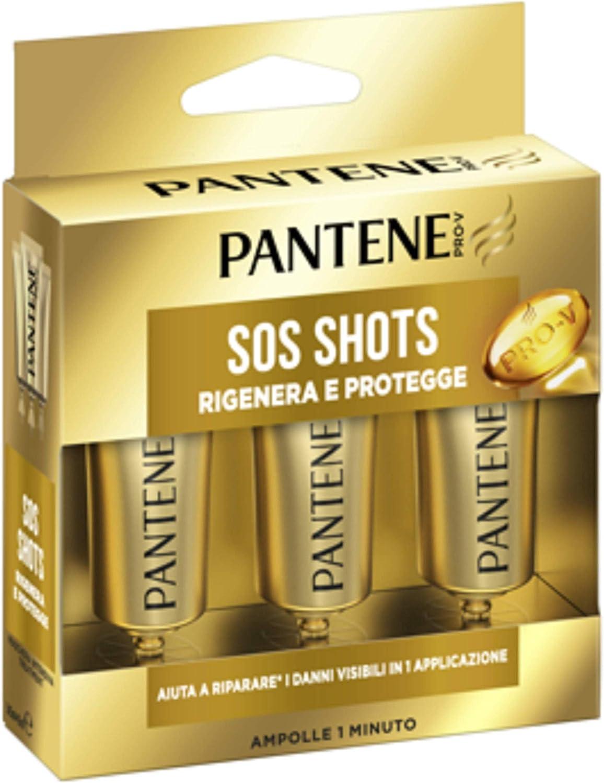 Pantene Color Protect Wonder ampollas para pelo teñido, 3 x 15 ml