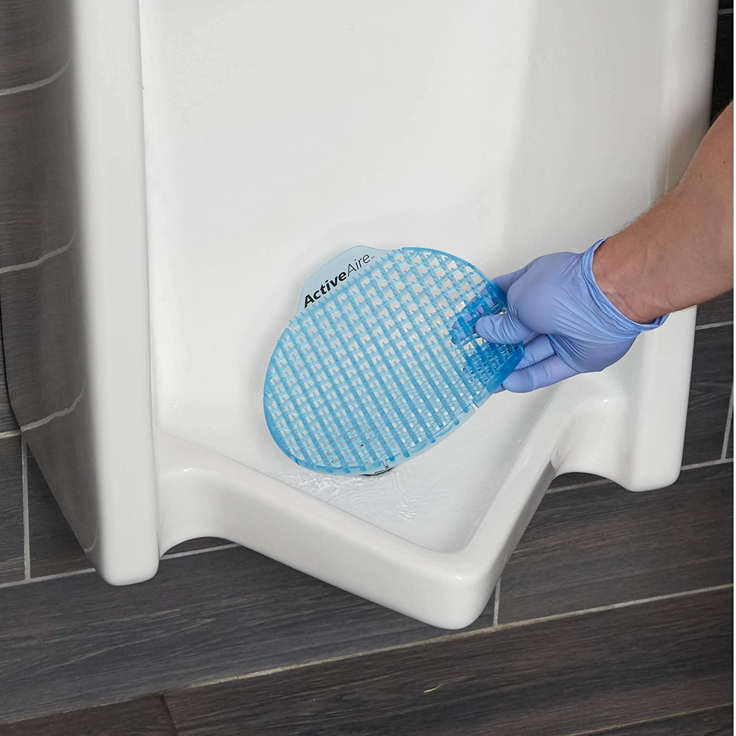 48274 ActiveAire Deodorizer Urinal Screen by GP PRO Pacific Meadow Georgia-Pacific 12 Screens Per Case