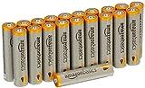 Amazonベーシック アルカリ乾電池 単4形20個パック