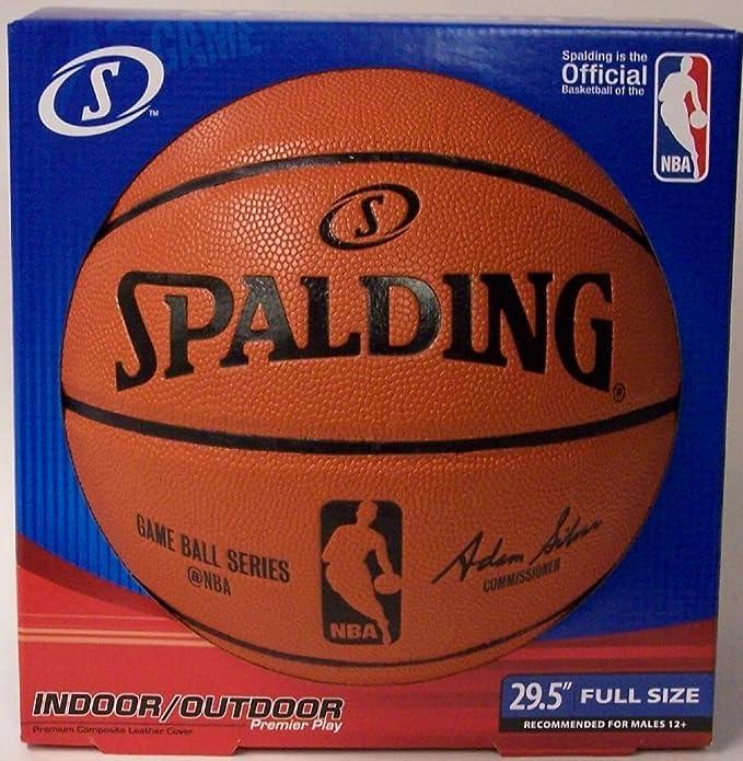 Spalding NBA réplica balón de baloncesto - deportes Memorabilia ...