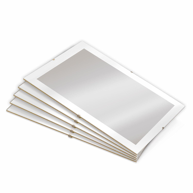 Cornice a giorno per foto, immagini e poster, per casa e ufficio, Acrilico, Pack of 1, A3+ (32.9 cm x 48.3 cm) TMSolo
