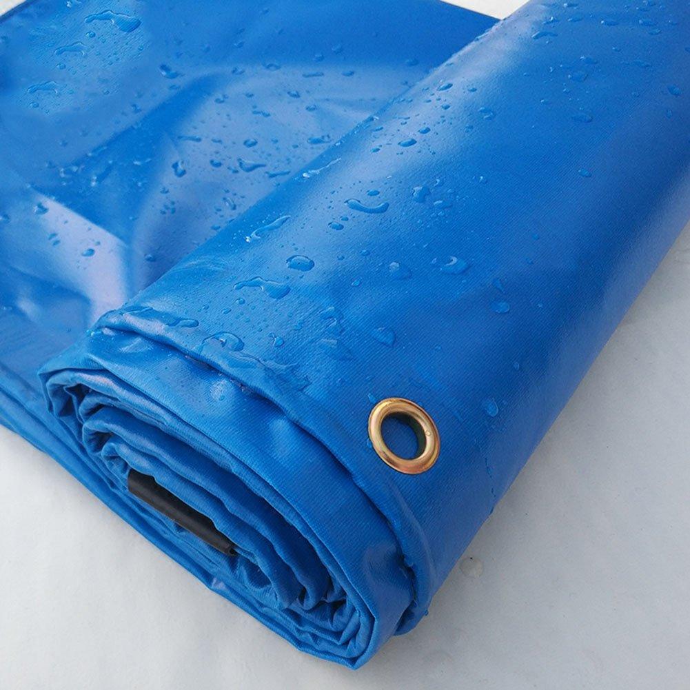 LQQGXL LKW-Regenwasserschutzplanenladung staubdichtes windundurchlässiges Hallengewebe Hallengewebe Hallengewebe Hochtemperaturanti-Altern, blau Wasserdichte Plane B07JG4HC7J Zeltplanen Bevorzugte Boutique 135d56