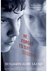 He Forgot to Say Goodbye Paperback