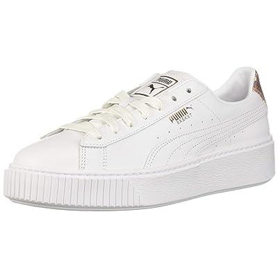PUMA Women's Basket Platform Sneaker | Fashion Sneakers