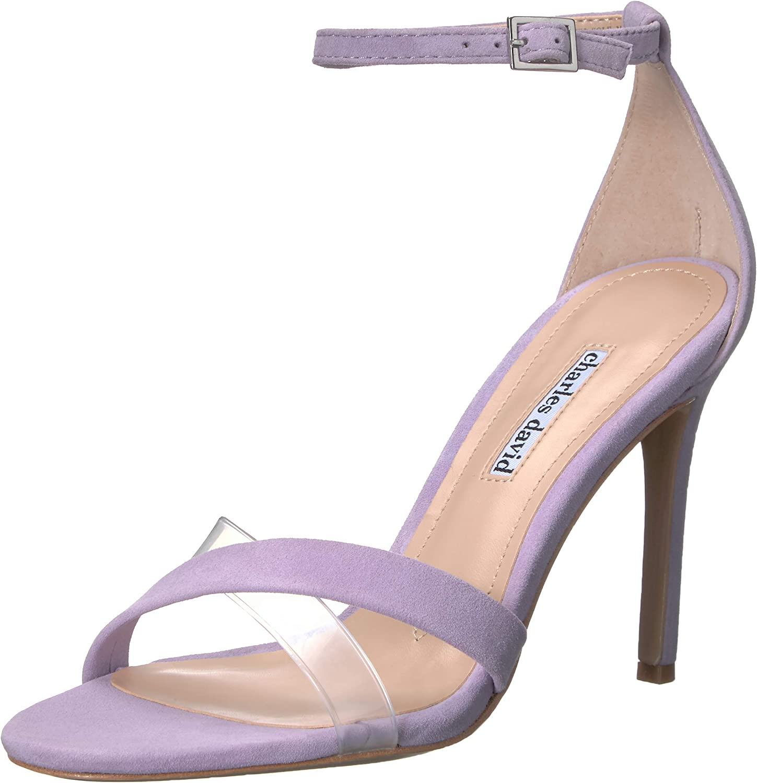 Charles Superlatite Classic David Women's Sandal Heeled Courtney