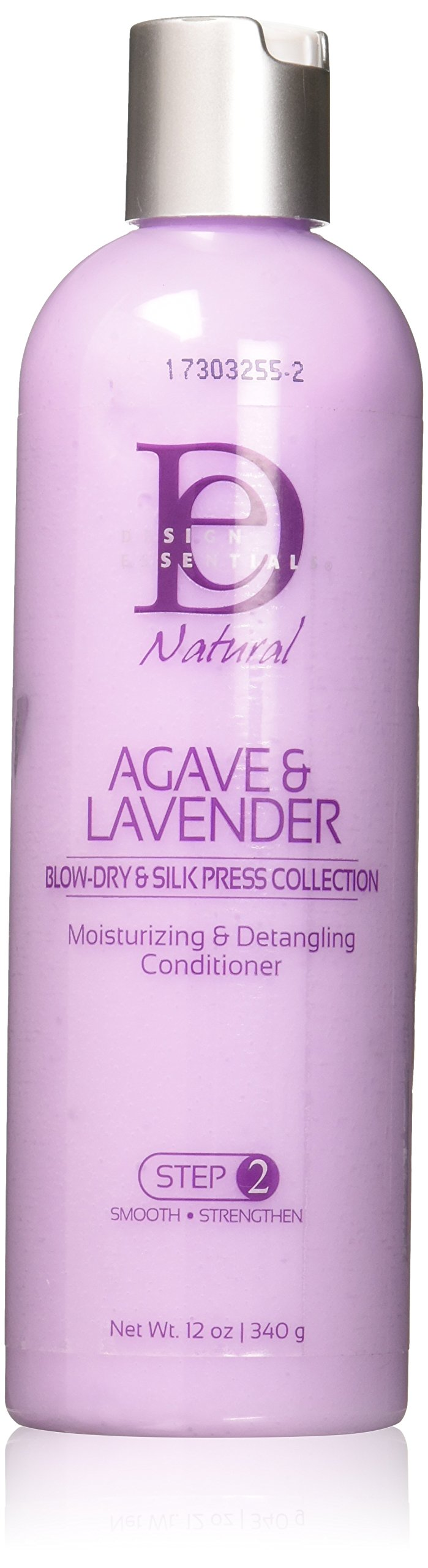 Amazoncom Design Essentials Agave Lavender Thermal Protectant