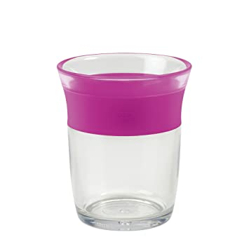 b01485e61bc OXO Tot Cup for Big Kids with Non Slip Grip - Pink