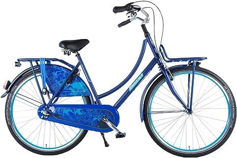 Bicicleta Mujer Dutch Oma Salutoni 28 Pulgadas H56 Shimano ...