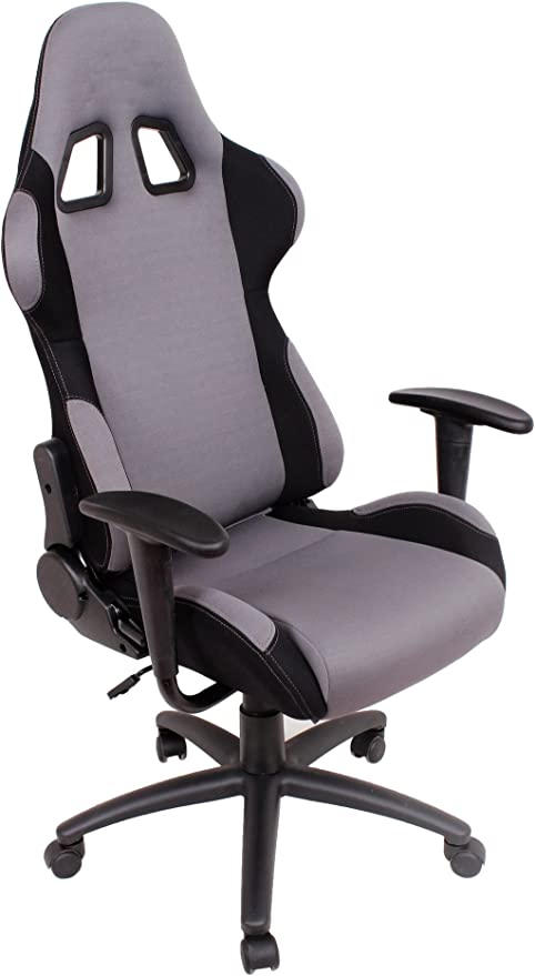 Fine Mod Racing Car Seat Office Chair Amazon Co Uk Kitchen Home