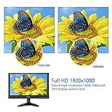 Eyoyo 12 inch Monitor 1920x1080 IPS LCD Screen