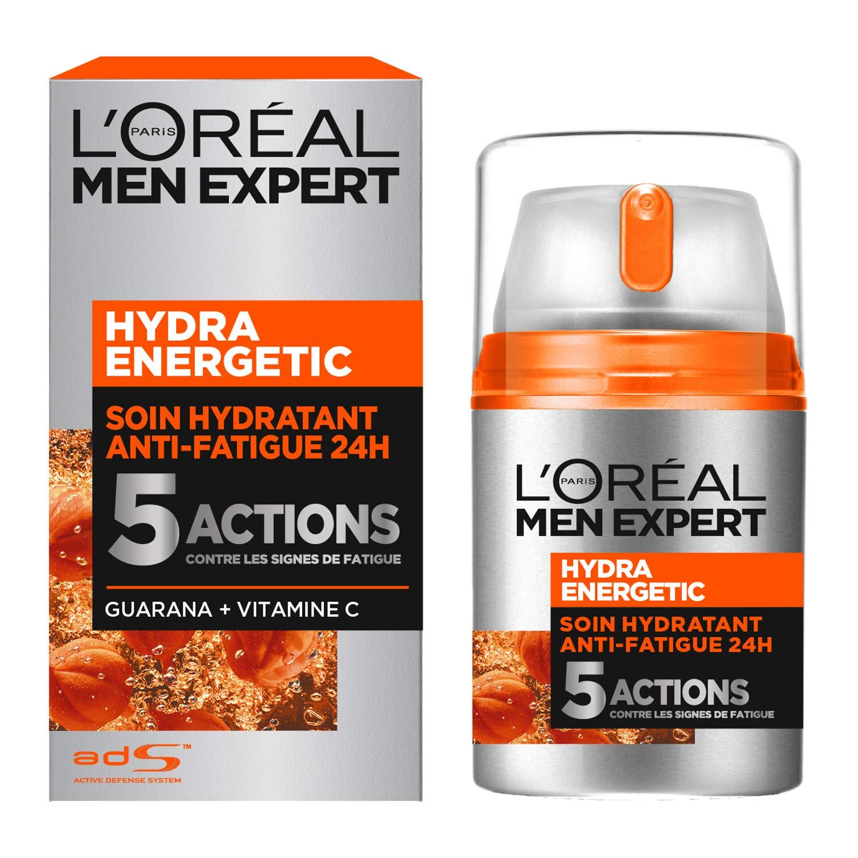 L'L'Oréal Men Expert - Care Hydra Energy Anti Tiredness - 50 ml