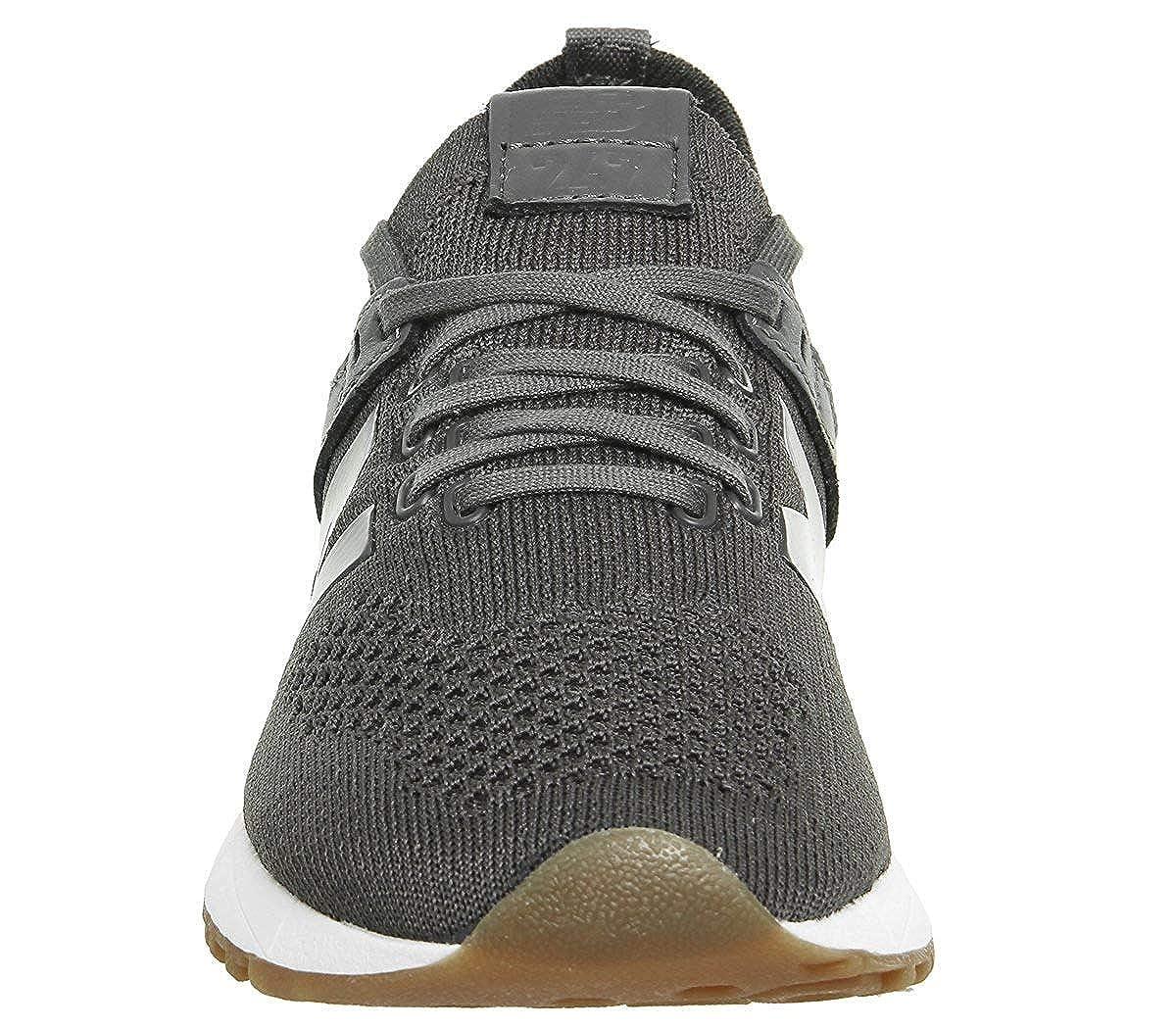 New Balance - - Balance Frauen Modern Classics WRL24 Schuhe, 43 EUR - Width B, grau Weiß 75b2f7