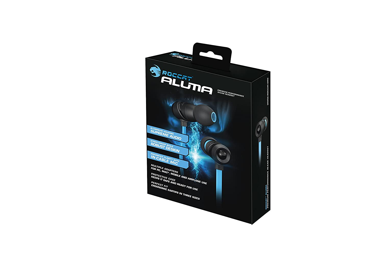 86e000b6cb0 Amazon.com: ROCCAT ALUMA-Premium Performance in-Ear Gaming Headset:  Computers & Accessories