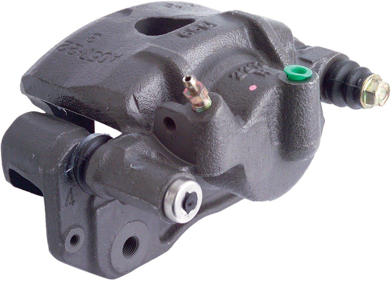 Brake Caliper Cardone 19-B1166 Remanufactured Import Friction Ready Unloaded