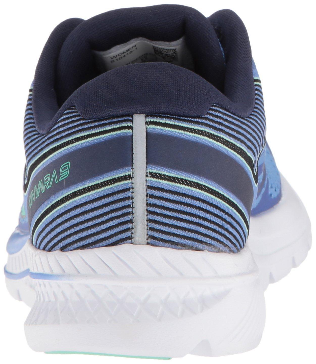 Saucony Women's Kinvara 9 Running Shoe, Blue/Teal, 9.5 Medium US by Saucony (Image #2)