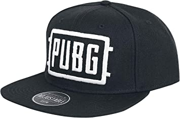 PlayerunknownS Battlegrounds Battlegrounds Logo Gorra Negro ...
