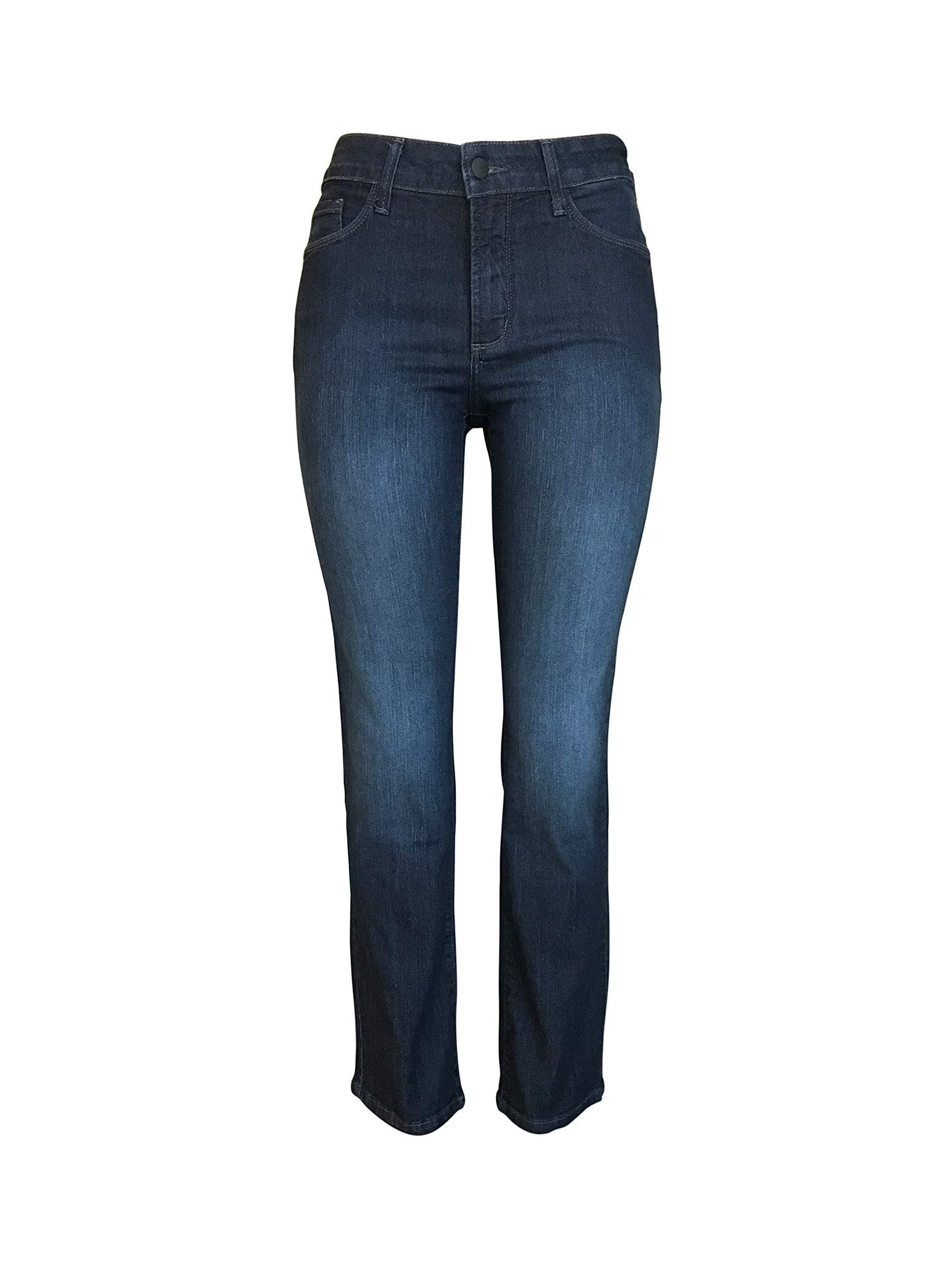 NYDJ Women's Marilyn Straight Fit Pant Soft Stretch