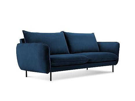 Cosmopolitan Design - Sofá de Terciopelo, 2 plazas, Color ...