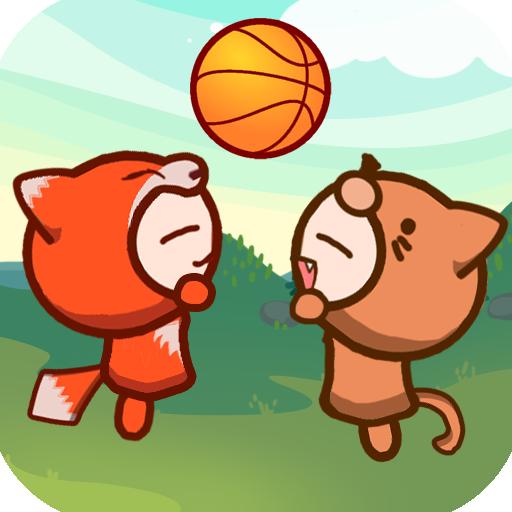 (2 Players Basket Shootout)