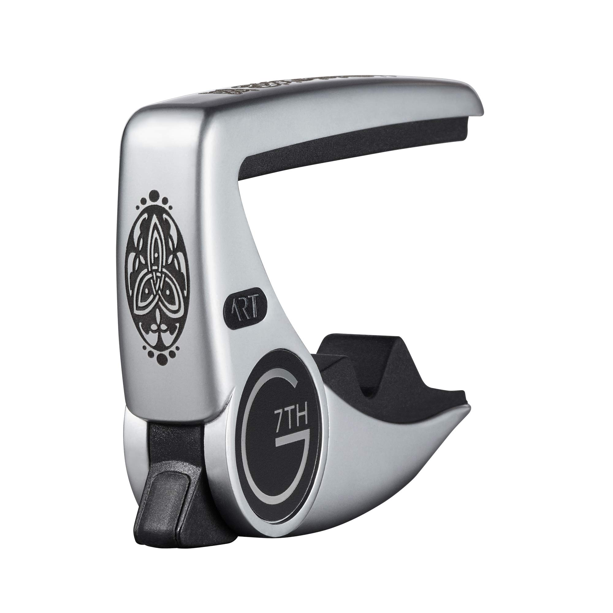 G7th Performance-3 ART Capo Acoustic Celtic Silver by G7th