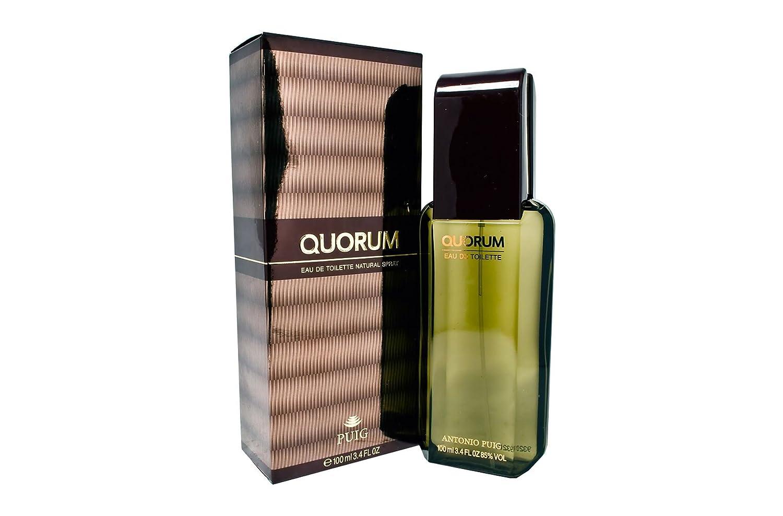 6d3c04c0a3fd2 Generic - Antonio Puig Quorum Men Eau De Toilette 100 ml: Amazon.co ...