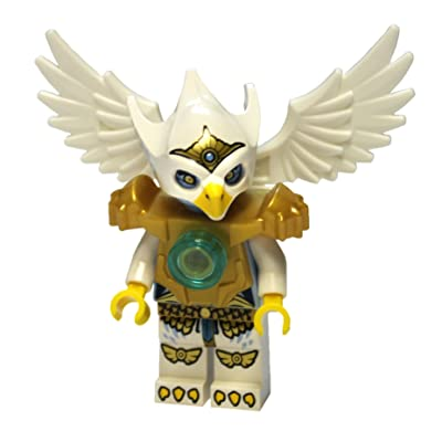 LEGO Eris with Heavy Armor Minifigure: Toys & Games