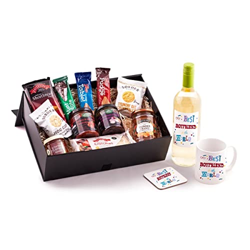 boyfriend birthday hamper unique best boyfriend in the world hamper for birthday - Best Boyfriend Christmas Gifts