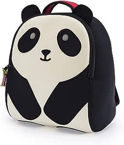 Dabbawalla Bags Preschool Backpack, Panda Bear