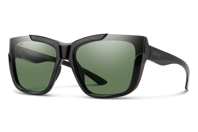 品多く Smith Optics B07CH2JX8F レディース 20127180762L7 カラー: ブラック Optics カラー: B07CH2JX8F, 天理市:dd610f30 --- agiven.com