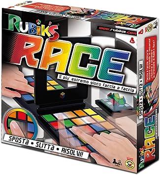 Motorama Mac Due The Box 231575 RubikS Race - Juego de Mesa: Amazon.es: Juguetes y juegos