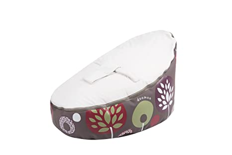 Doomoo - Almohada para lactancia multiuso, diseño estampado ...
