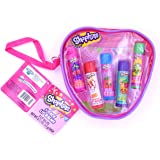 Shopkins Scented 5 Pack Lip Balm Gift Set