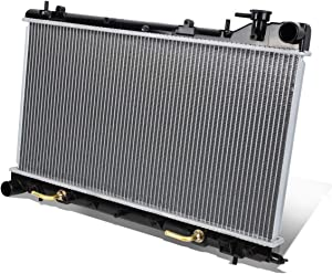Replacement for 03-08 Subaru Forester 2.5L Non Turbo AT Lightweight OE Style Full Aluminum Core Radiator DPI 13021