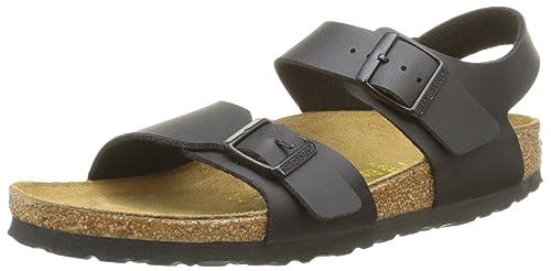 Birkenstock New York Sandali con Cinturino alla Caviglia Bambino   Amazon.it  Scarpe e borse a9331eef8e3