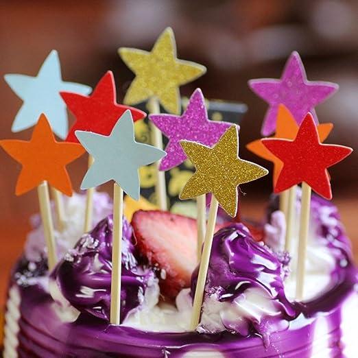 ROSENICE Decoración de la torta de la fiesta de bienvenida ...
