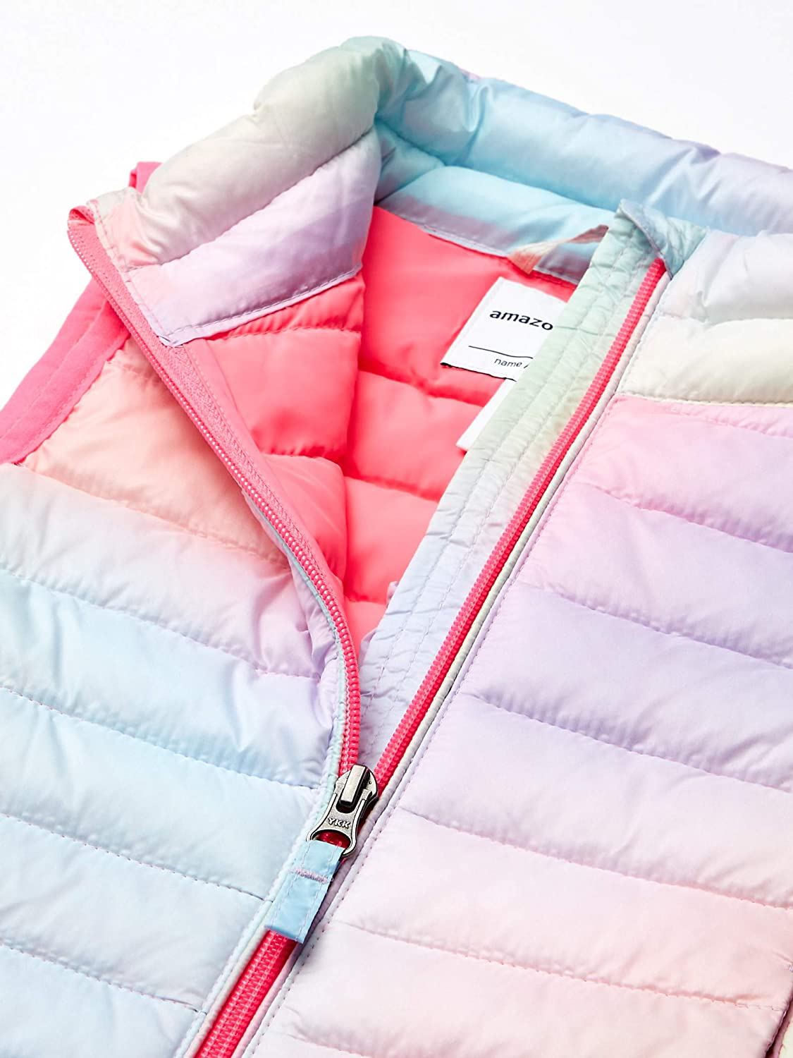 Essentials Girls Hooded Puffer Jacket