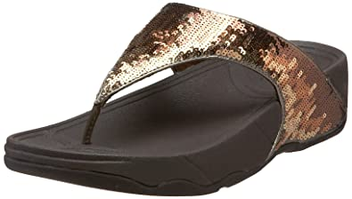 99b9f4d54827d Fitflop Electra Strata Womens Tiger Eye 7 UK