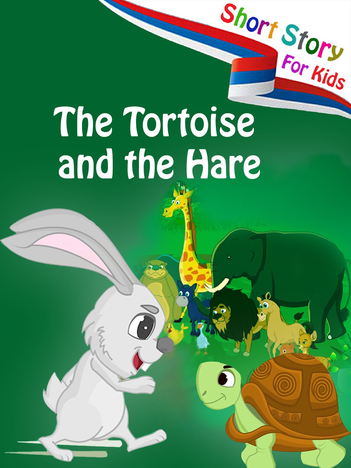 Amazon Com Watch Short Stories For Kids The Tortoise And The