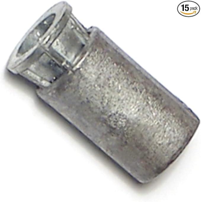 Selecta MSA14J 1//4-20 Lead Machine Screw Anchor Jar of 100