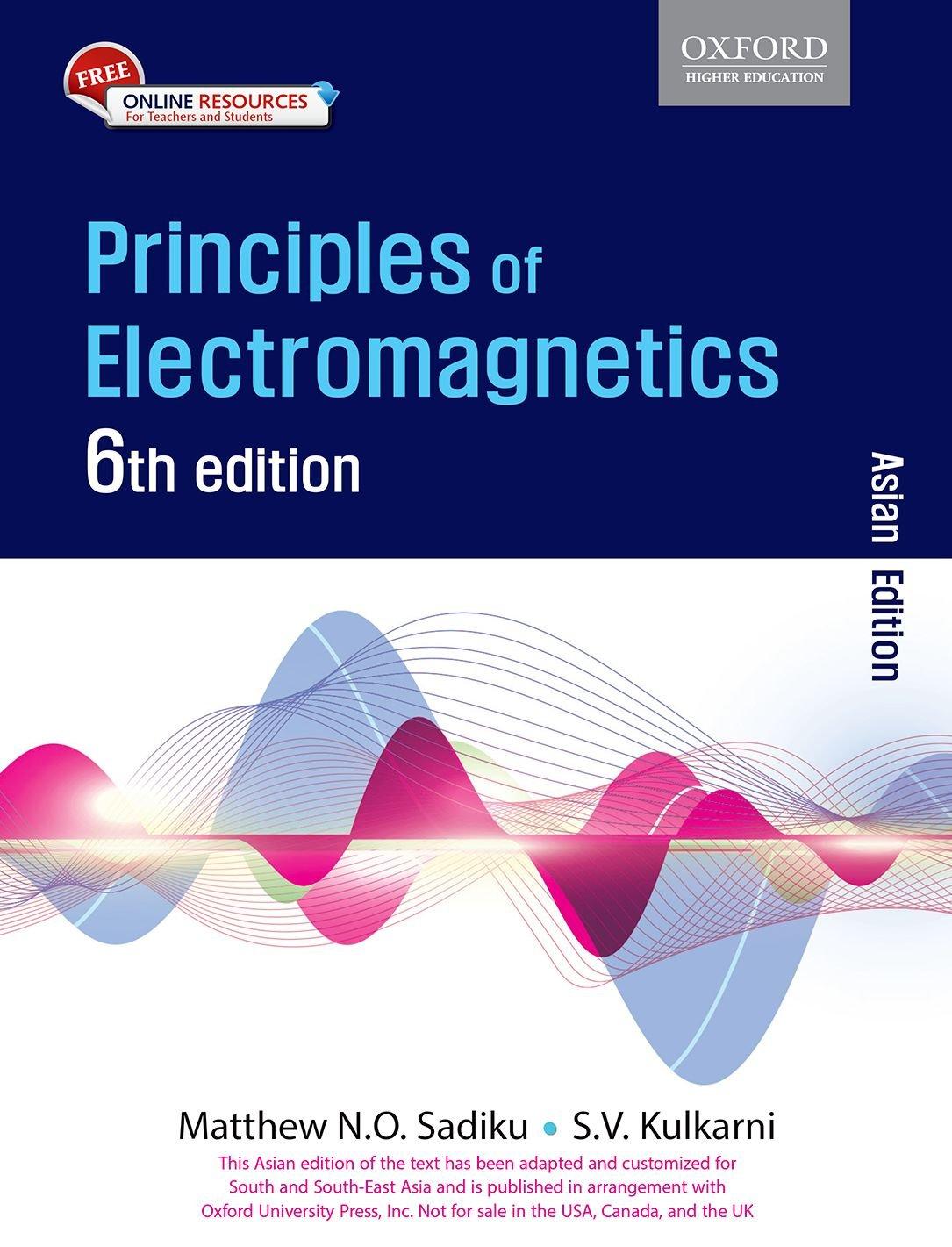Electromagnetic Theory By Sadiku Pdf