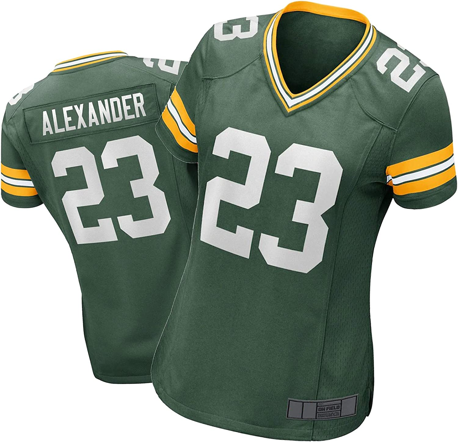NCGD Jaire Alexander Packers Jersey,Mujeres Green Bay Packers ...
