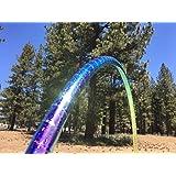 Colorado Hula Hoops Moonbeam Galaxy 3/4 PolyPro Specialty Taped Practice Hoop